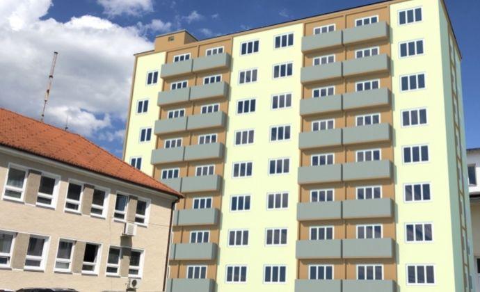 Nové nájomné 1 izbové byty v Prievidzi - ihneď k dispozícii