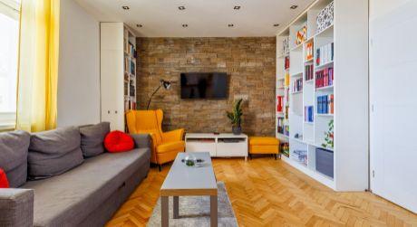 Prenájom 2- i bytu na  Palárikovej ulici