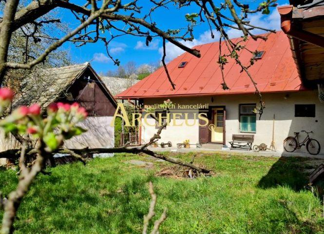 chalupa, rekreačný domček - Podzámčok - Fotografia 1
