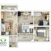 3 izbový byt, Košice-Staré Mesto, 70 m², Pôvodný stav