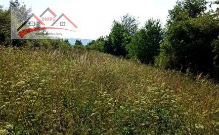 DMPD real ponúka EXKLUZIVNE na predaj pozemok v obci Čavoj.