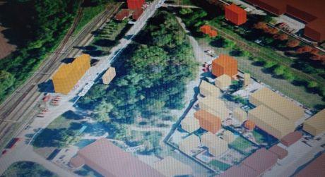 Pozemok 10212 m2  Holíč, Staničná ul.
