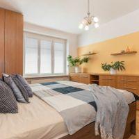 2 izbový byt, Bratislava-Staré Mesto, 71 m², Čiastočná rekonštrukcia