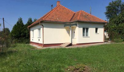 Predaj štvorizbového domu pri Vrábľoch - Melek