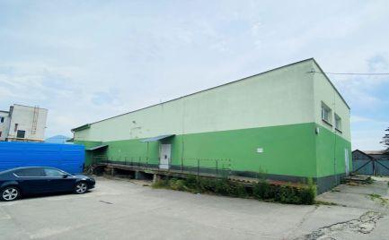 Podnikateľský priestor na prenájom 250 m2, Martin