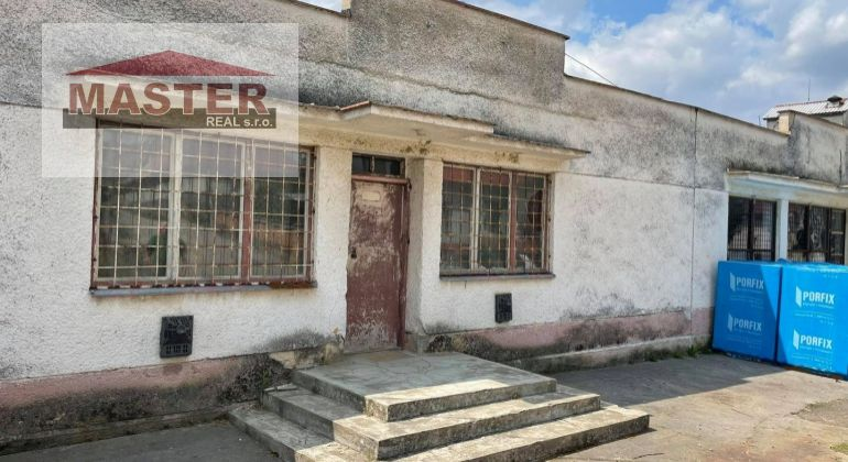 Exkluzívne iba u nás predaj polyfunkčná budova- Vysočany