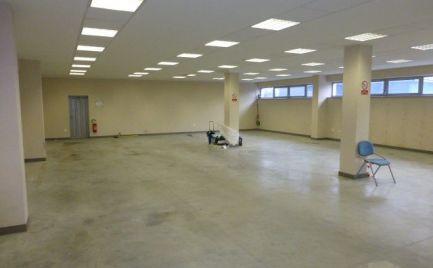 Na prenájom skladový priestor 252 m2 na Agátovej ul.
