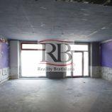 Obchodný priestor s preskleným výkladom, Mlynské Nivy, 138 m²