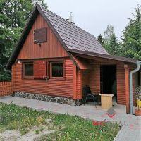 Chata, drevenica, zrub, Prašice, 80 m², Kompletná rekonštrukcia
