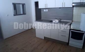 Exkluzívna ponuka - predaj 1 izb bytu s dvoma balkonmi.