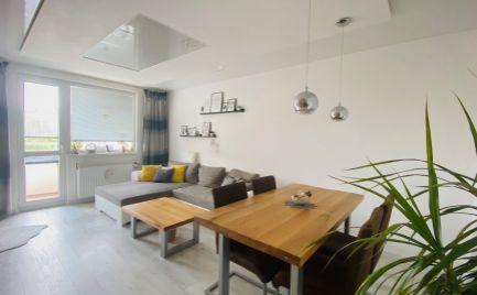 Výnimočný 2 izbový byt na prenájom, Martin - Sever