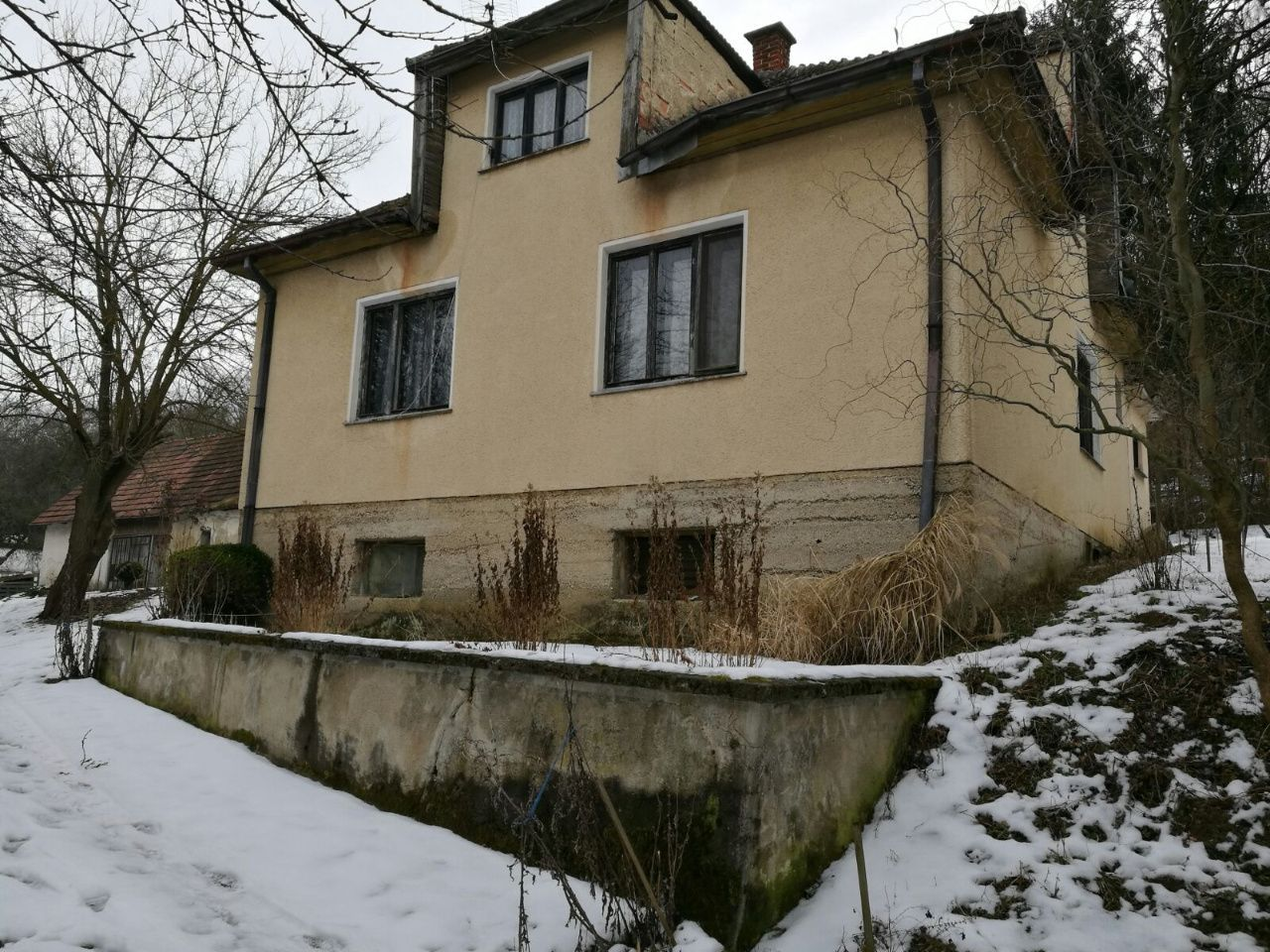 1ceaa1395 Rodinný dom Brezolupy - Jerichov na predaj, okres Bánovce nad Bebravou NOVÁ  CENA - Global Reality
