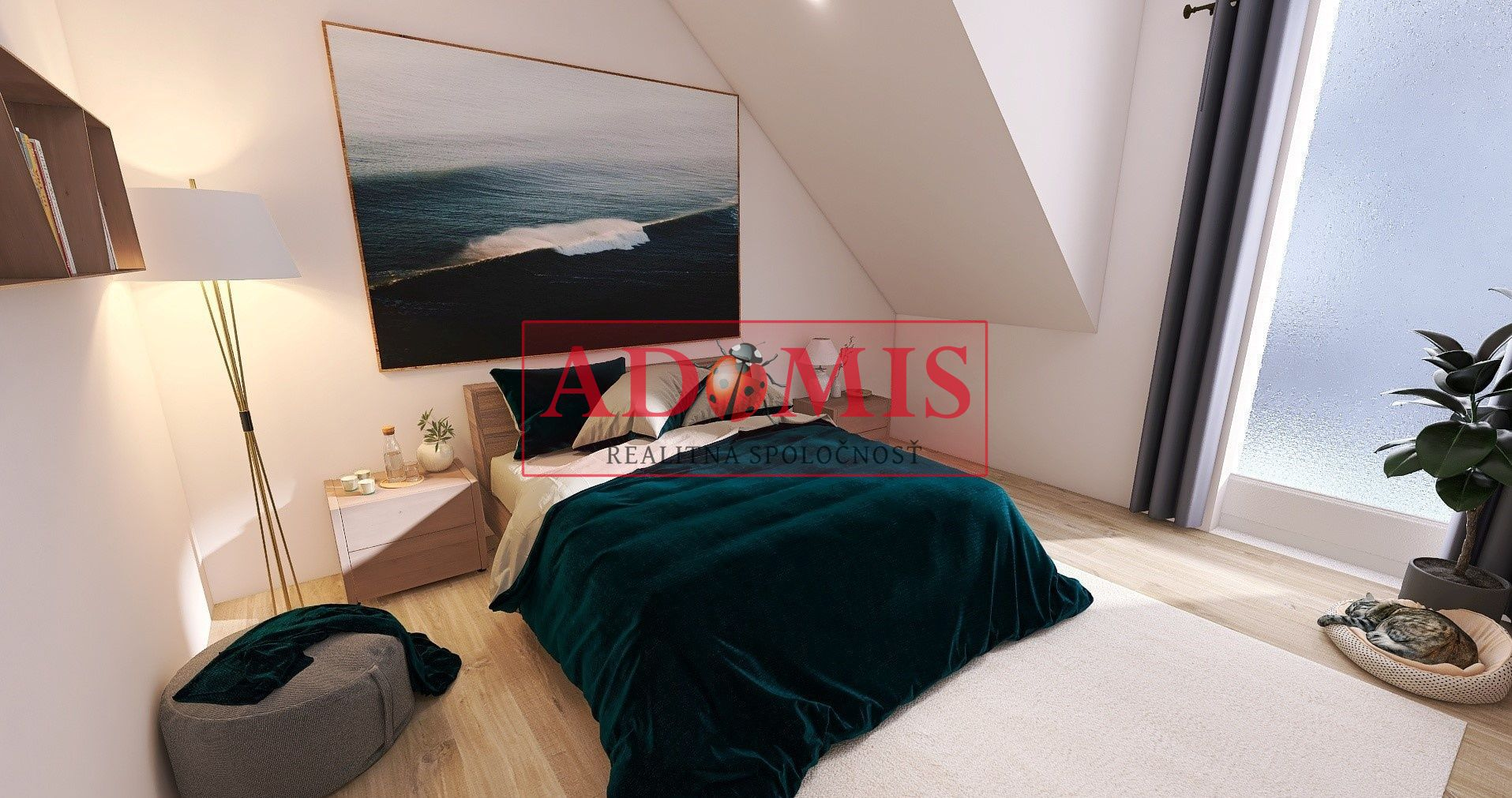 ADOMIS - 4-izb.dom, NOVOSTAVBA, radovka, 128m2, Košice - Krásna