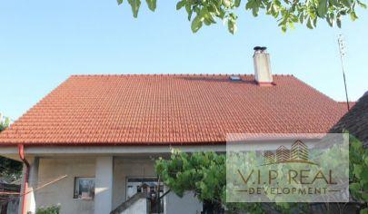 Na predaj rozostavaný rodinný dom Lozorno, Hasičská.