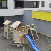 2 izbový byt, Rovinka, 56 m², Novostavba