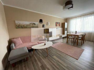 Prenájom pekný 2 izbový byt, zariadený, Chrenová