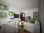 1 izbový. byt kompletná rekonštrukcia