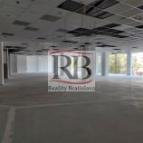 Obchodno-administratívny priestor, 220 m2