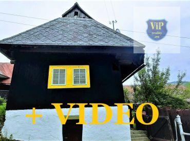 ViP video. Drevenica 2+1, Orava - Liptov, Dolný Kubín - Malatiná