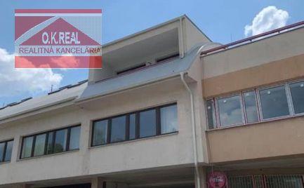 Ponúkame na prenájom 5-izbový byt v malej stavbe s možnosťou bývania alebo aj podnikania na adrese Podunajská - Vrakuňa s možnosťou kúpy