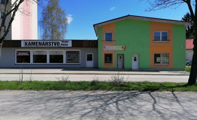 2 budovy na podnikanie - Vrútky - predaj