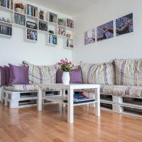 1 izbový byt, Bratislava-Karlova Ves, 34.80 m², Čiastočná rekonštrukcia