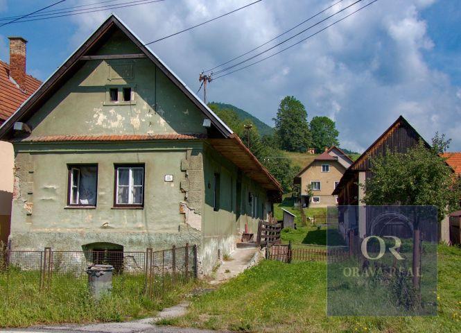 chalupa, rekreačný domček - Dlhá nad Oravou - Fotografia 1
