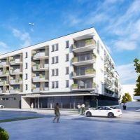 2 izbový byt, Dunajská Streda, 72 m², Novostavba
