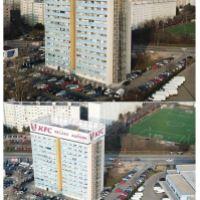 Plocha pre reklamu, Bratislava-Petržalka, 756 m², Kompletná rekonštrukcia