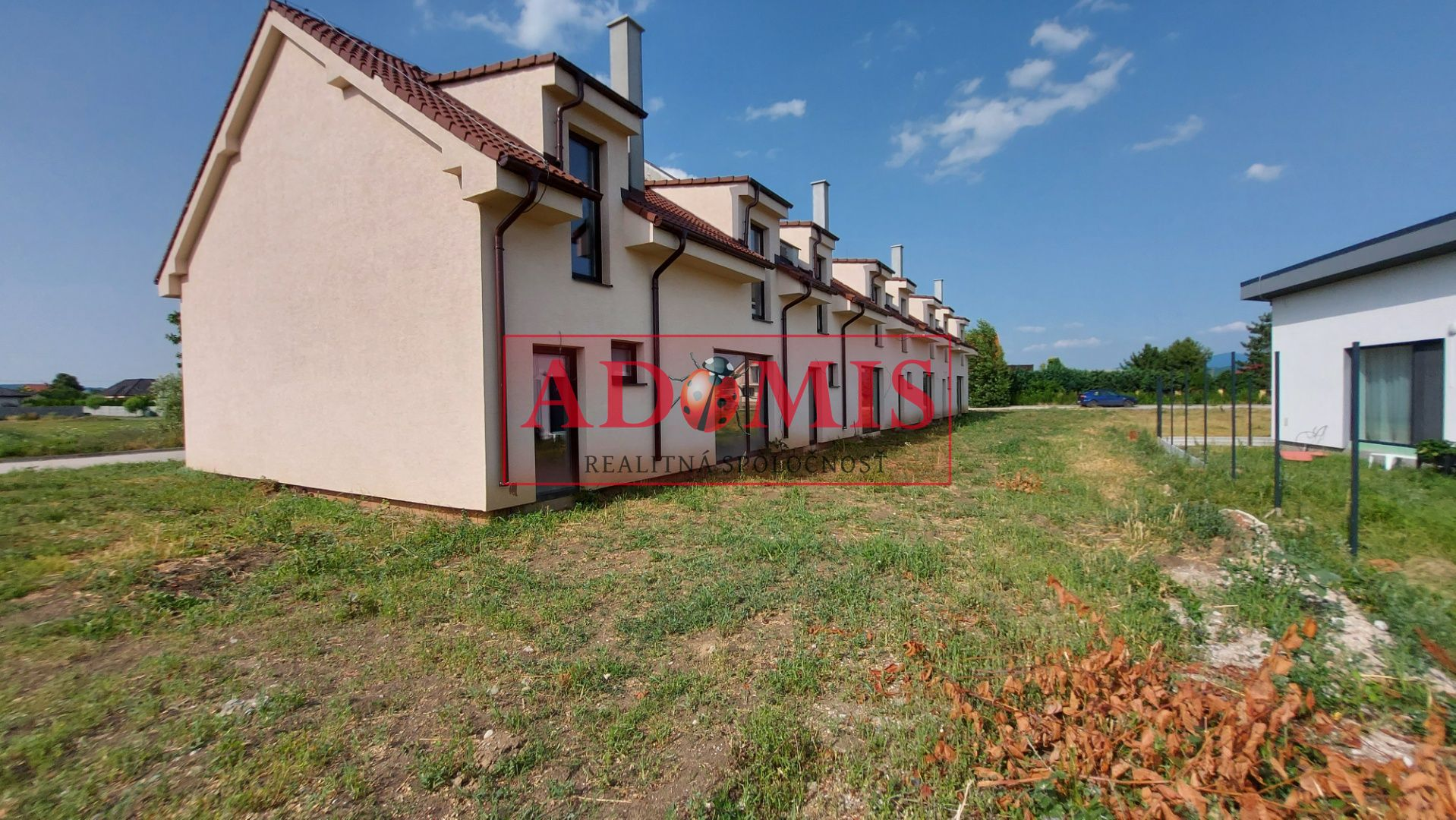 ADOMIS - 4-izbový byt 2-podlažný, NOVOSTAVBA, radovka, záhradka,128m2, Košice - Krásna