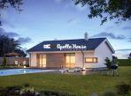 Kráľová pri Senci: štvorizbový bungalov