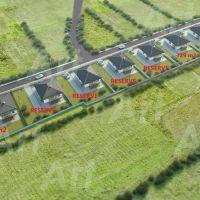 Pre rodinné domy, Bitarová, 729 m²