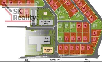 pozemky na výstavbu RD aj ako investičná príležitosť.