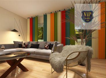 Byt 4,5+1 s balkónom, priestranný, čiastočná rekonštrukcia - Zvolen