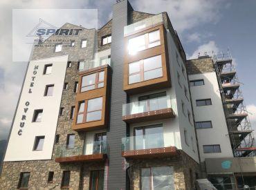 Skolaudovaný 1-izbový apartmán na PREDAJ - Štrbské Pleso - HOTEL OVRUČ