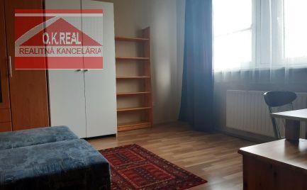 Ponúkame do prenájmu 1-izbový byt na Jungmannovej ulici, Bratislava V., Petržalka.