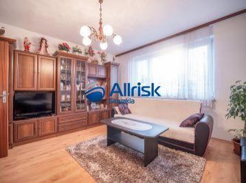 Predám 2 izbový byt v Bratislave – mestská časť Ružinov, Kladnianska ulica
