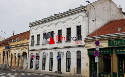 Predám polyfunkčný objekt v centre - Nitra.