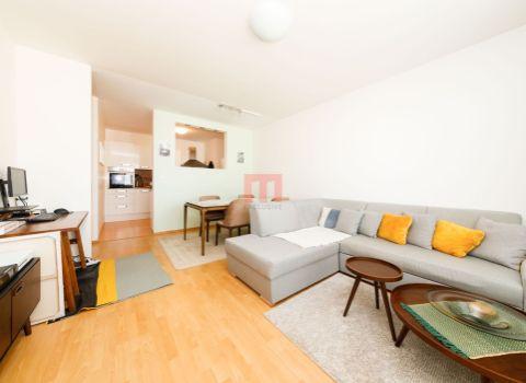 PREDANÝ výnimočný 2 izbový byt  s dvomi pakovacími státiami v projekte ZIPAVA v Stupave