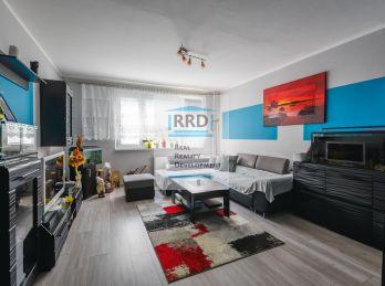 4 izbový zrekonštruovaný byt v Záturčí