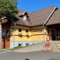 Reštaurácia, Vysoké Tatry, 700 m², Čiastočná rekonštrukcia