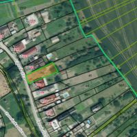 Pre rodinné domy, Kazimír, 1604 m²