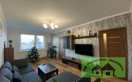 VÝRAZNE ZNÍŽENÁ CENA  na  predaj veľmi pekný 3 izbový byt  Levice s balkónom v dobrej lokalite