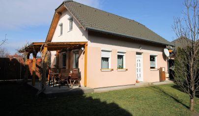 Predaj - Slnečný  4 izbový rodinný dom, novostavba blízko centra Mosonmagyaróvár. TOP PONUKA!