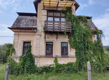 Lučenec - Vinica, LUKRATÍVNA LOKALITA rodinný dom + velikánsky pozemok  6636 m2