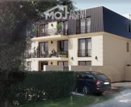 Luxusný byt v jedinečnom projekte Vila v Lesoparku. NOVOSTAVBA, 114m2, 4 izbový.