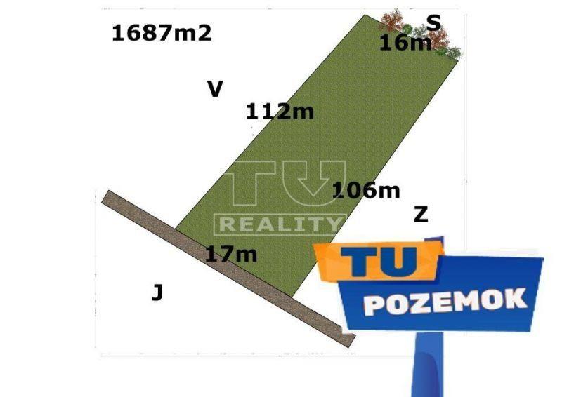 Pozemok pre RD-Predaj-Ľubochňa-55.00 €