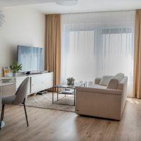 2 izbový byt, Bratislava-Staré Mesto, 50 m², Novostavba