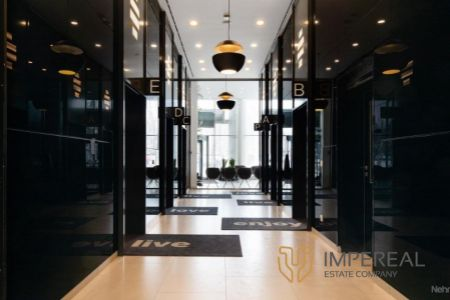 IMPEREAL - Prenájom - kancelárske priestory 41 m2 v budove My Hive Tower II, Vajnorská ul., Bratislava III,