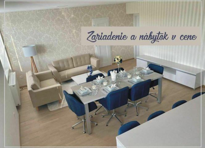 5 a viac izbový byt - Komárno - Fotografia 1